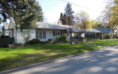 $1500 Month Furnished House near downtown CDA
